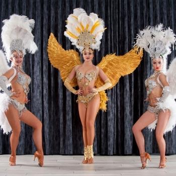 Brazilian Samba Troupe