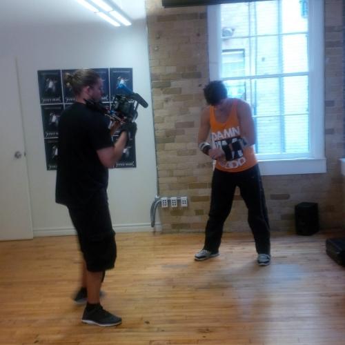 Media Choreography